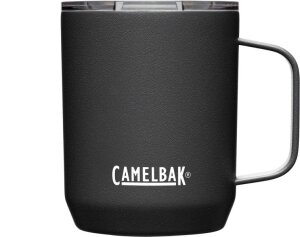 CAMELBAK Thermobecher Camp Mug SST Vacuum Insulated black